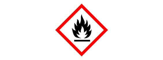 simbolo rischio infiammabile